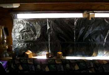 2 Passive Solar Window Heater The Off Grid Project